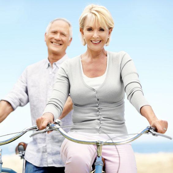 Rent a bike for parents